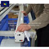 Xyscreen ambientale 150 pollici ed indicatore luminoso di soffitto che rifiuta lo schermo di proiezione sottoposto tabulazione