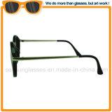 2017 Vintage PC Preta metálica da estrutura do TAC para óculos de sol óculos polarizados