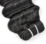 Вьетнамской воде волны необработанные Виргинских волосы на салон (Категория 9A)