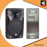 15 Zoll PROaktiver Plastiklautsprecher PS-5615au USB-200W Ableiter-FM