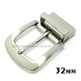 Alliage de zinc métal de haute qualité réversible broche boucle la boucle de ceinture pour les courroies de chaussures du vêtement Robe de sacs à main (XWS-ZD122-ZD168)