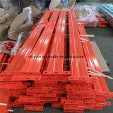 Los depósitos de acero doble Empujar estanterías metálicas con tunel