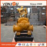 Jeu de la pompe à eau diesel pour l'irrigation