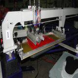 Stampante della matrice per serigrafia di figura rotonda per la tessile