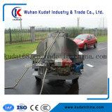 Distributeur de l'asphalte mobile dans le style de remorque