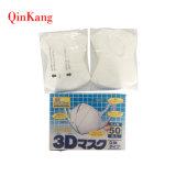 Nicht gesponnene Haut-Sicherheits-Antiverunreinigungs-Schablone N95
