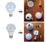 工場価格のWholsale 5W 7W 9W 12W LEDの球根ハウジングの部品