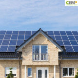 il comitato solare 315W garantisce 25 anni di output di forza motrice nei progetti del tetto della famiglia