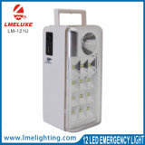 Indicatore luminoso Emergency del corpo 12 LED dell'ABS con l'uscita del USB