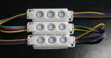 4-LED SMD5050 Módulo LED con 3 años de garantía.
