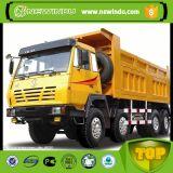 Shacman 6X4 50 camion- de vidage mémoire de la capacité 420HP de tonne