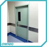 El mejor tipo puerta abierta de acero de la puerta de oscilación sola