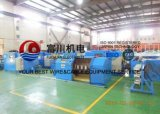630 Bobbin core Wire Bunching Buncher Strander Machine/copilot by Wire Rewinding Stranding Machine