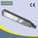 Indicatore luminoso di via registrabile di angolo LED di difficoltà con il servizio 60W del Sudamerica del certificato del Ce