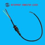 新製品IP67はケーブルが付いているXのタイプコネクターを防水する