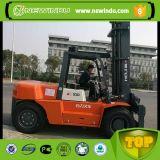 10 тонн нового дизельного Китая марки вилочный погрузчик Cpcd100-Cu5K