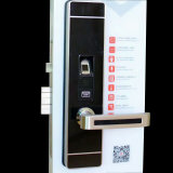 Blocage de porte intelligent du SUS 304 de garantie de grille d'empreinte digitale anti-vol de mot de passe