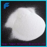 白い溶かされた酸化アルミニウムの粉の白い鋼玉石の研摩剤の穀物