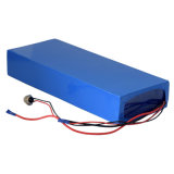 16s6p Refillable 59.2V 21ah 18650 Lithium Ion Battery Pack