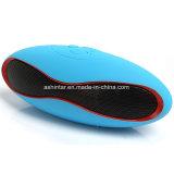 TF van de Steun van de FM van de Spreker van Bluetooth RadioKaart Ingebouwde Mic Handsfree Draagbare MP3 Subwoofer