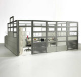 カスタマイズされたガラスMDFの木製の隔壁防音部屋ディバイダ(SZ-WST788)