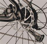 كربون ليفة كهربائيّة درّاجة مؤخّرة محرّك