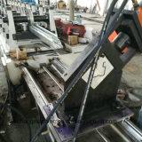 Rolo ereto da cremalheira do armazenamento que dá forma à máquina