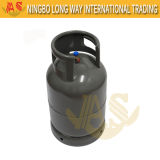 Bombola per gas d'acciaio del BBQ per il servizio dell'Africa