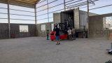 Almacén resistente prefabricado respetuoso del medio ambiente de la estructura de acero