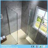 Le pivot de modèle moderne a articulé le cadre en verre de douche (9-3590)