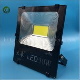 白いカラー120*90*85mm 85-265VAC 10W洪水ライトLEDランプ屋外ランプの屋外ライト