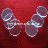 Parte di vetro di quarzo fuso del cerchio della radura di resistenza termica