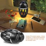 Alto-falante Bluetooth portátil LED&Torch atmosfera calorosa de cintilação dom de luz LED Lâmpadas de chamas