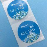 C 13.56MHz ISO18092 NFC NTAG213スマートなRFIDの札