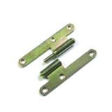 Tipo dobradiça do zinco H da cor do descolagem do ferro para Door&Windows
