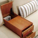 ホテルの家具Fb1113のための現代純木フレームの洗濯できるソファー