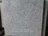 Color blanco Bala Pulido Blanco/Flameados/pulido pisos de granito o mosaico de azulejos y baldosas de pavimentación de la pared/escalera