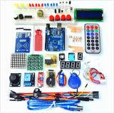 Neu! Supergroßstarter 2560, der Installationssatz für Arduino 1602LCD RFID Relais-Motortonsignal-c$arduino Installationssätze erlernt