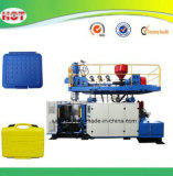 プラスチック浮遊ポンツーンの自動放出のブロー形成機械