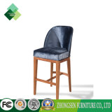 나무 골격 직물 어린이 식사용 의자 판매를 위한 현대 의자