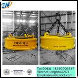 Elektromagnetische anhebende Einheit des Durchmesser-1300mm für Stahlschrott von MW5-130L/1