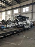 Máquina de revestimento Titanium inoxidável da mobília PVD da tubulação da chapa de aço