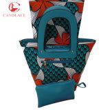 Wax Print Handbags新しい到着の方法女性