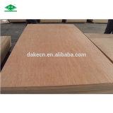 Contre-plaqué commercial de faisceau de peuplier dans 1220*2440*18mm pour les meubles et la décoration