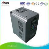 General de 5.5kw Convertidor de frecuencia de 380V Triple (3) fase para el Control de velocidad del motor
