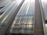 Стекловолоконные армированного пластика трапецеидального кровельных листов, Glassfiber панели