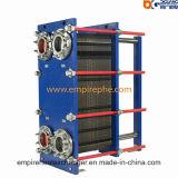 印刷および染まる企業の板形熱交換器のための版そしてガスケット