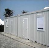 나무로 되는 집 또는 빠른 Prefabricated 사랑스러운 작은 오두막 선적 컨테이너 집 별장