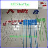 容器の追跡のためのF08チップが付いている卸し業者RFIDのシールの札