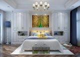 현대 디자인 사치품 6 문 나무로 되는 침실 옷장